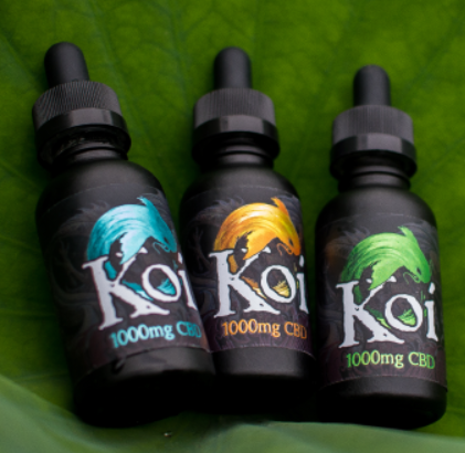 Review: White Koi CBD