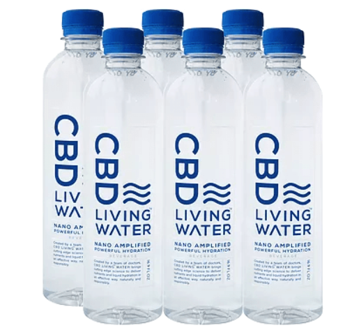 Review: CBD Living Water