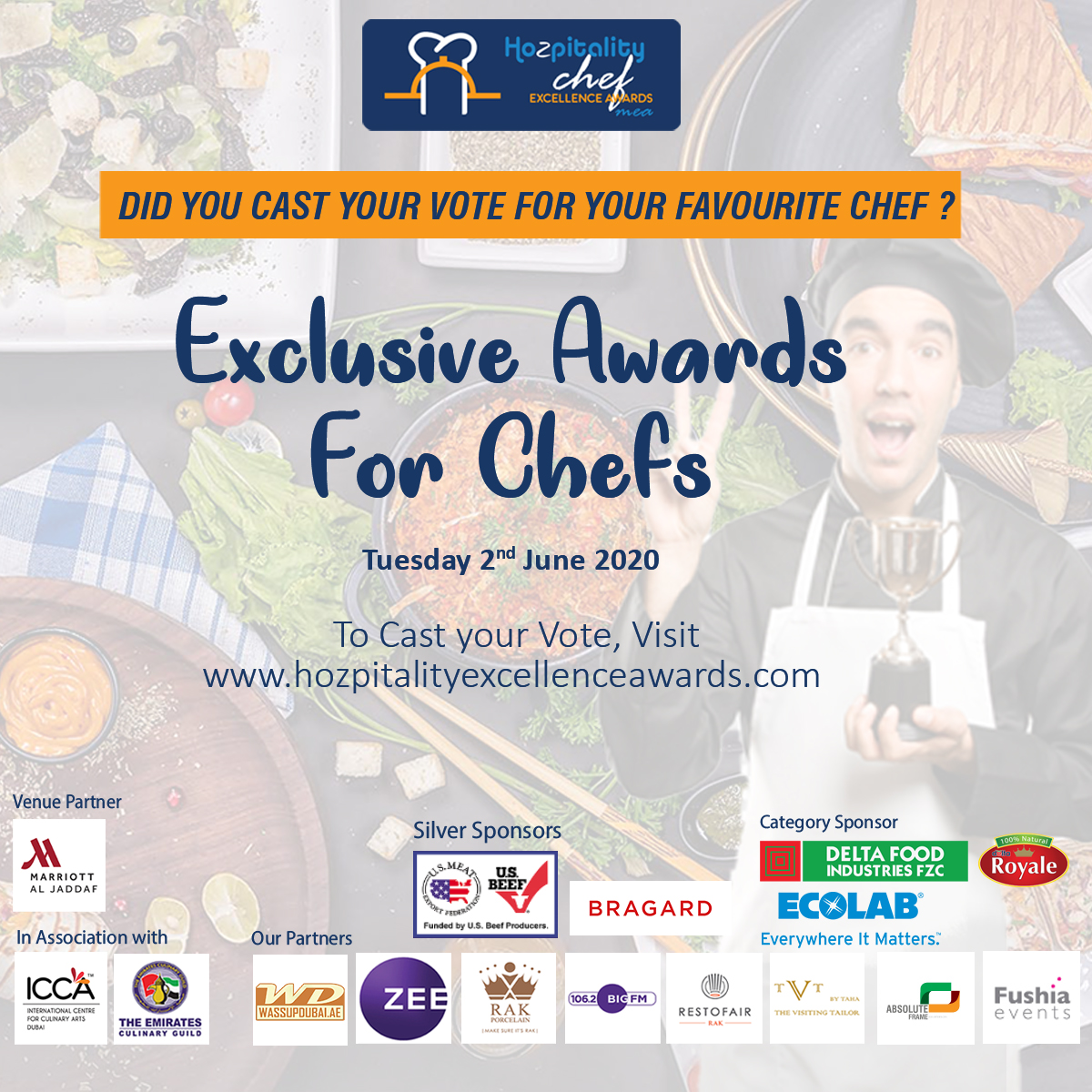 Chef Awards 2020 Now Openjpg