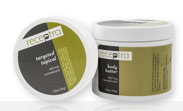 Review: Receptra Naturals CBD topicals