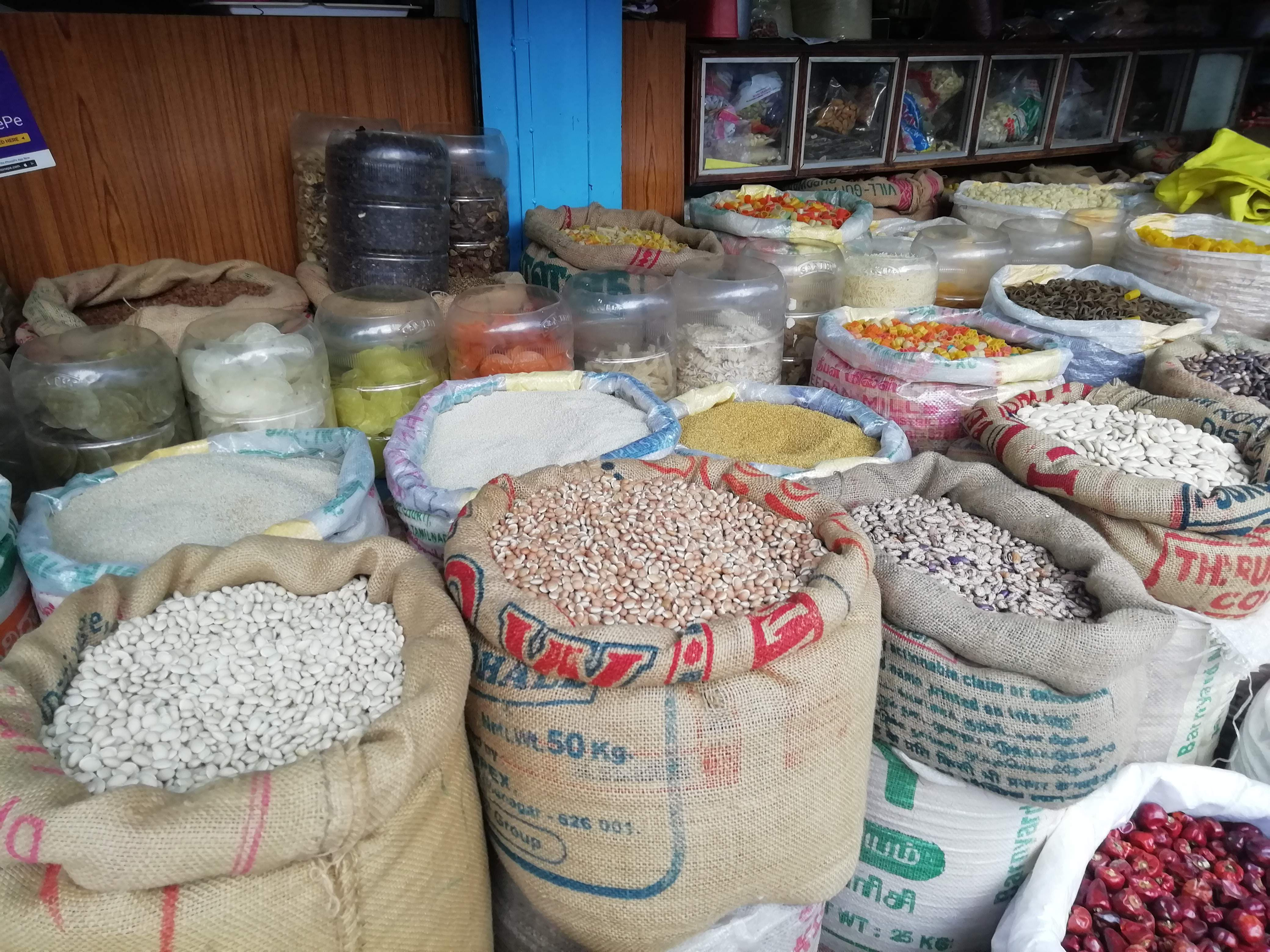 Zero Waste Shopping at the Ooty Municipal Market