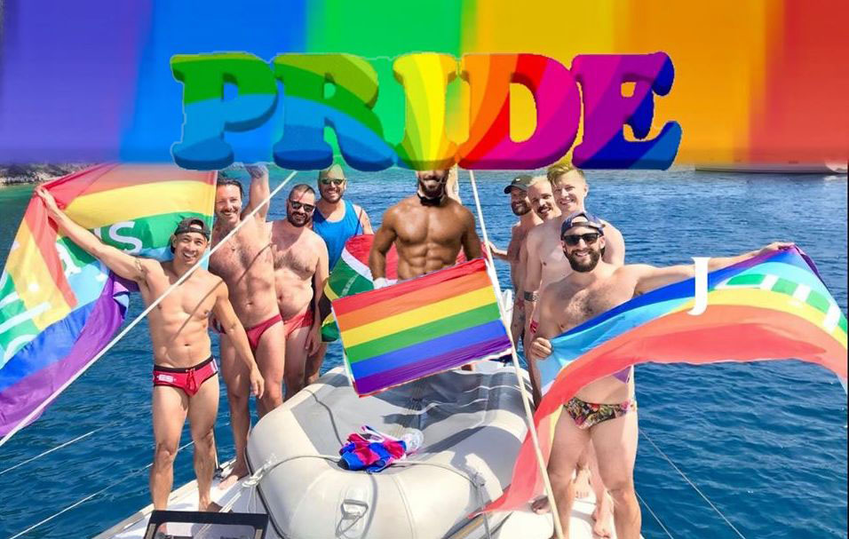 Attention Florida: A Pride Boat Parade Is Coming To Town