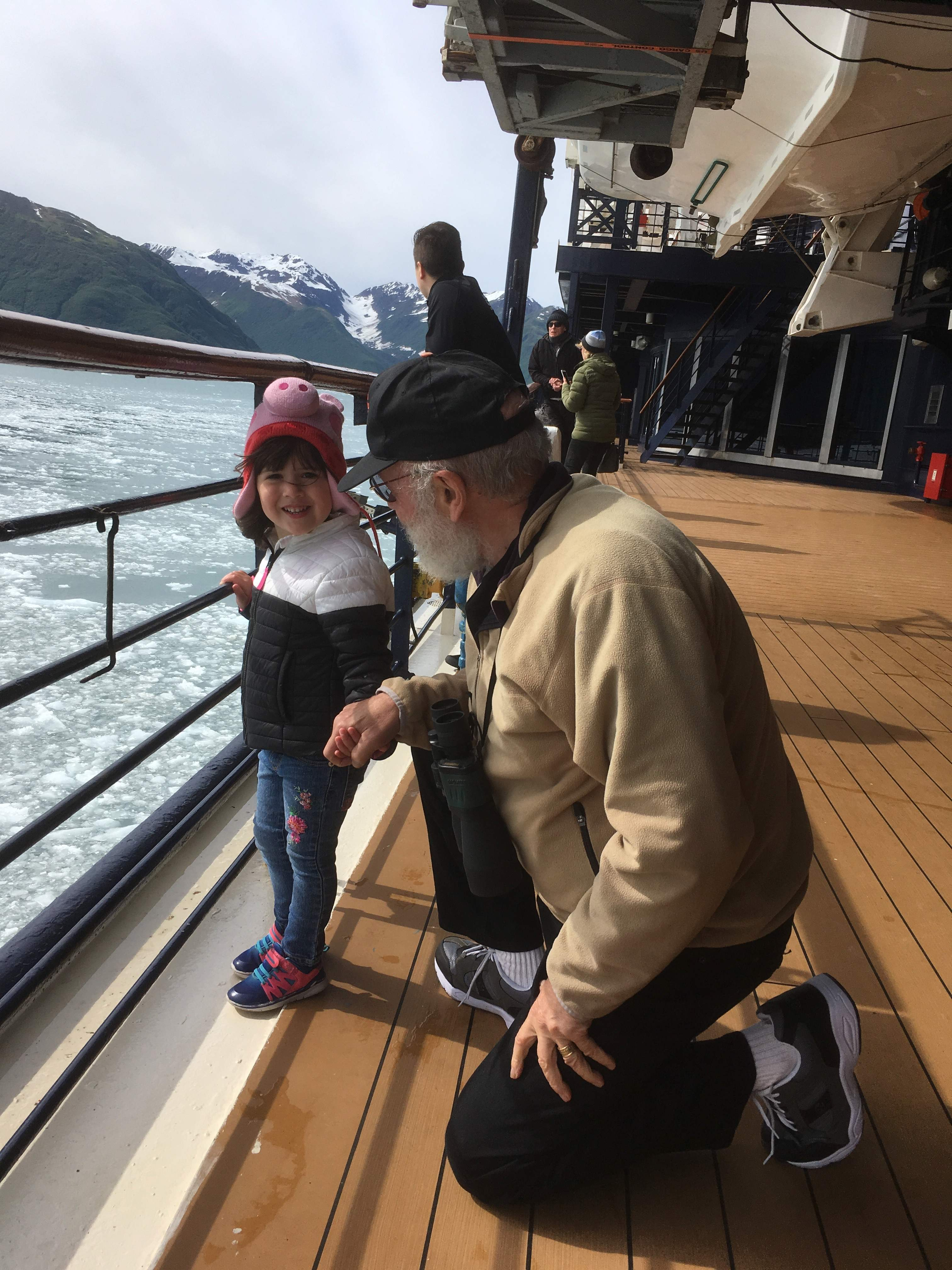 Alaskan Adventure - Family, Food, and Exploring