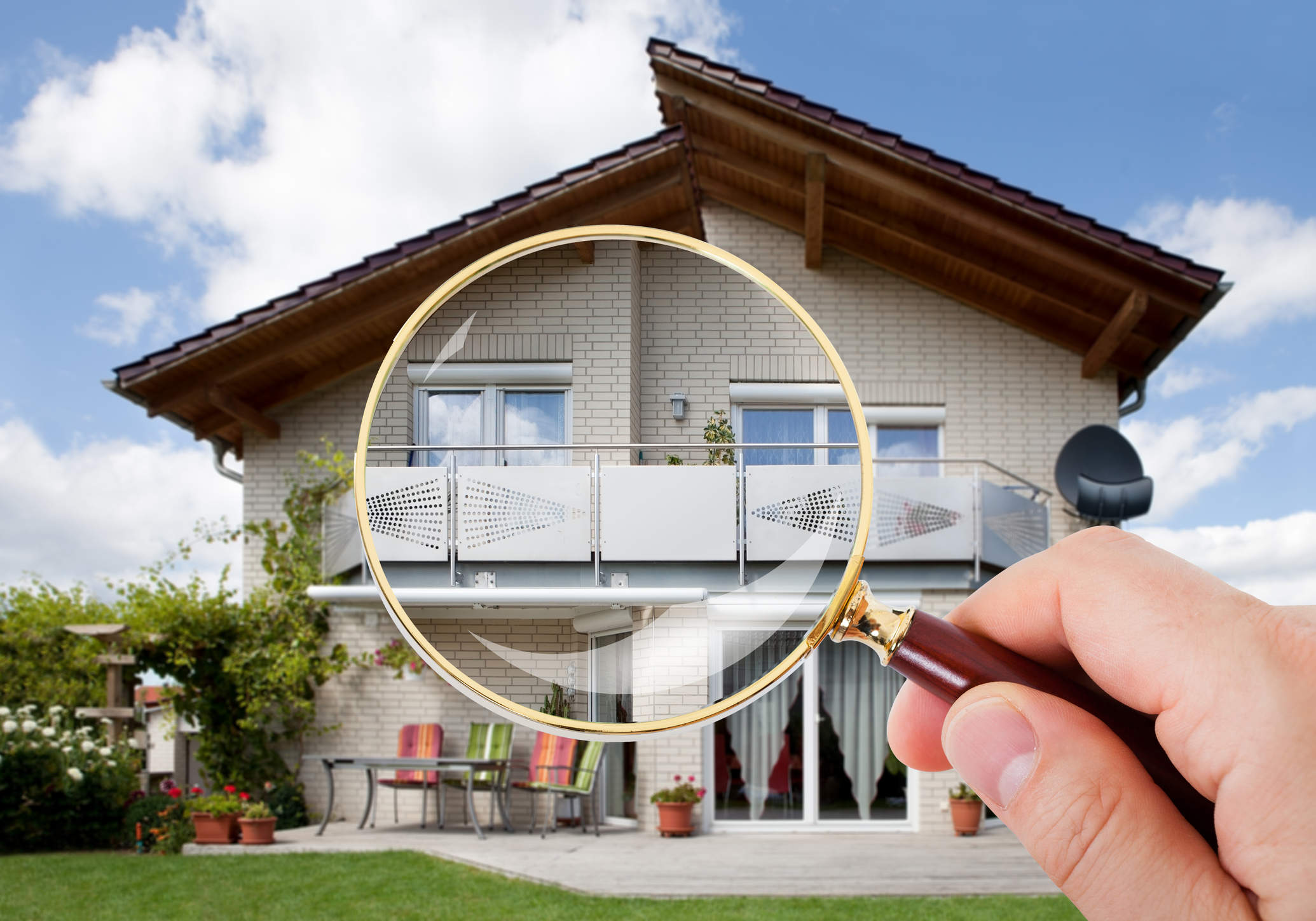 We provide thorough Home Inspections