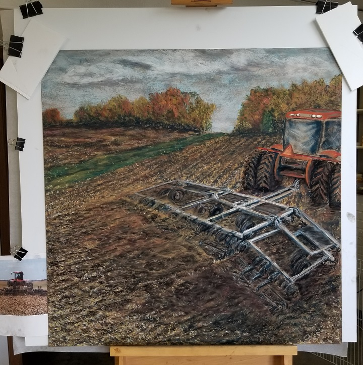 Fall Tillage -- commission