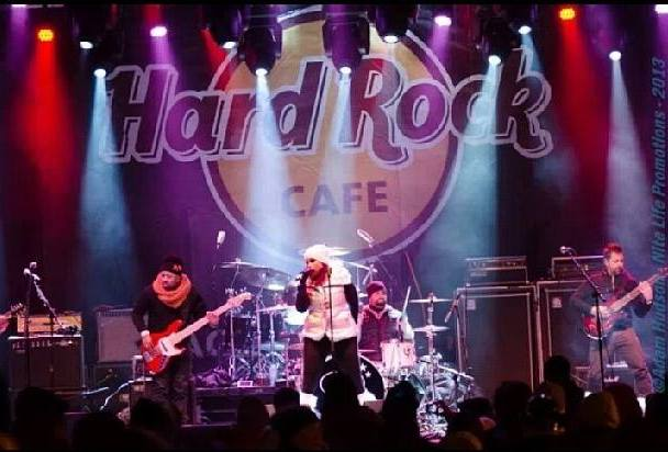 Hard Rock Live NYE