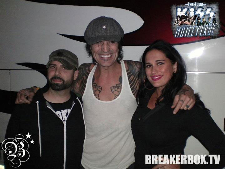 BREAKERBOX with Tommy Lee