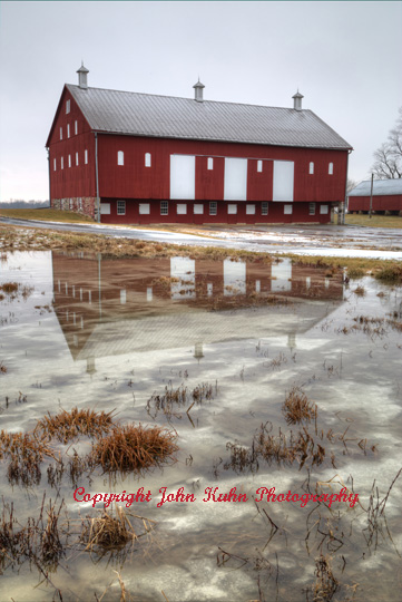Thomas Farm Reflection