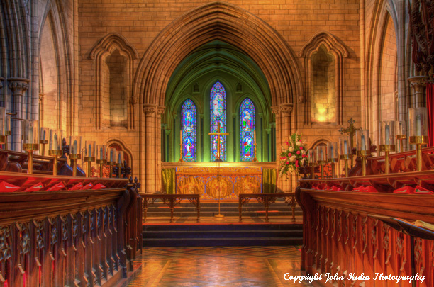 Saint Patricks Cathedral c.1191