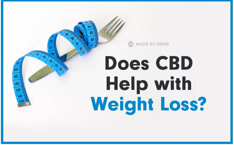 CBD and Weight Loss: Can CBD Really Help You Lose Weight?