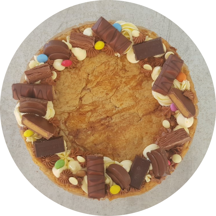 The Loaded Giant Cookie - 5th June (NORTH & EAST INC. CENTRAL AND SANTON)