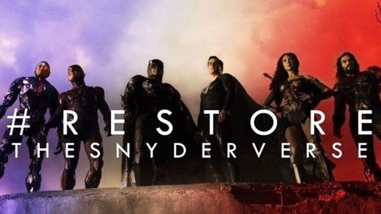 Restore The Snyderverse
