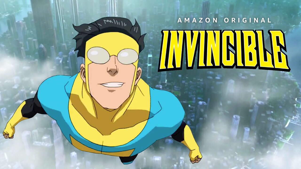 Invincible wiki page wikitvshow wiki tv Amazon Prime Video wiki Prime Video wiki