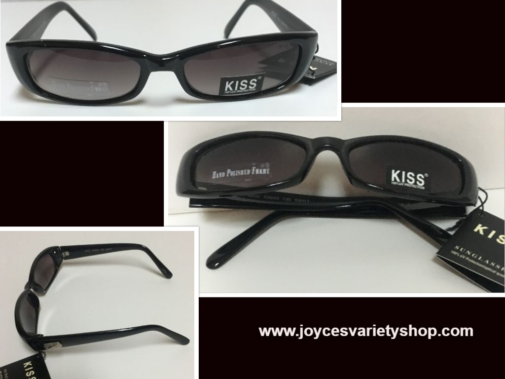 KISS Italy Designed Sunglasses 100% UV Protection