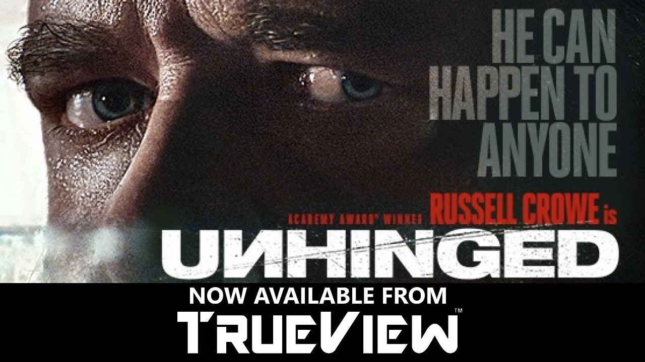 Unhinged Blu-ray DVD bluray Rent