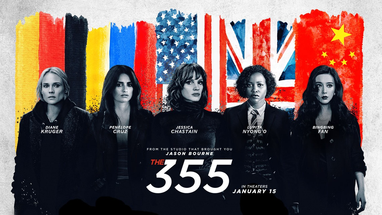 The 355 Movie wiki wikimovie wiki movie wiki page