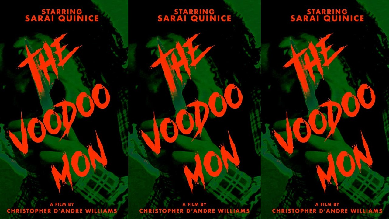 Voodoo Mon Joyhorror Entertainment