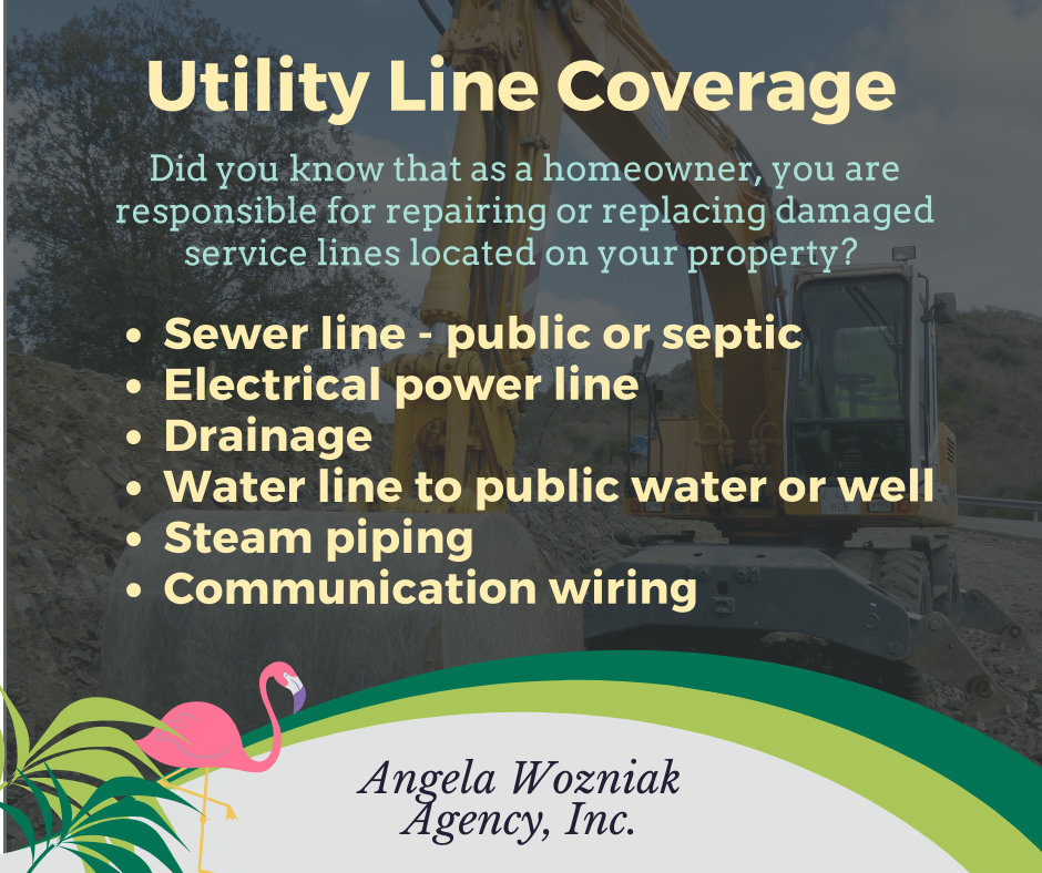 Utility Line Coverage