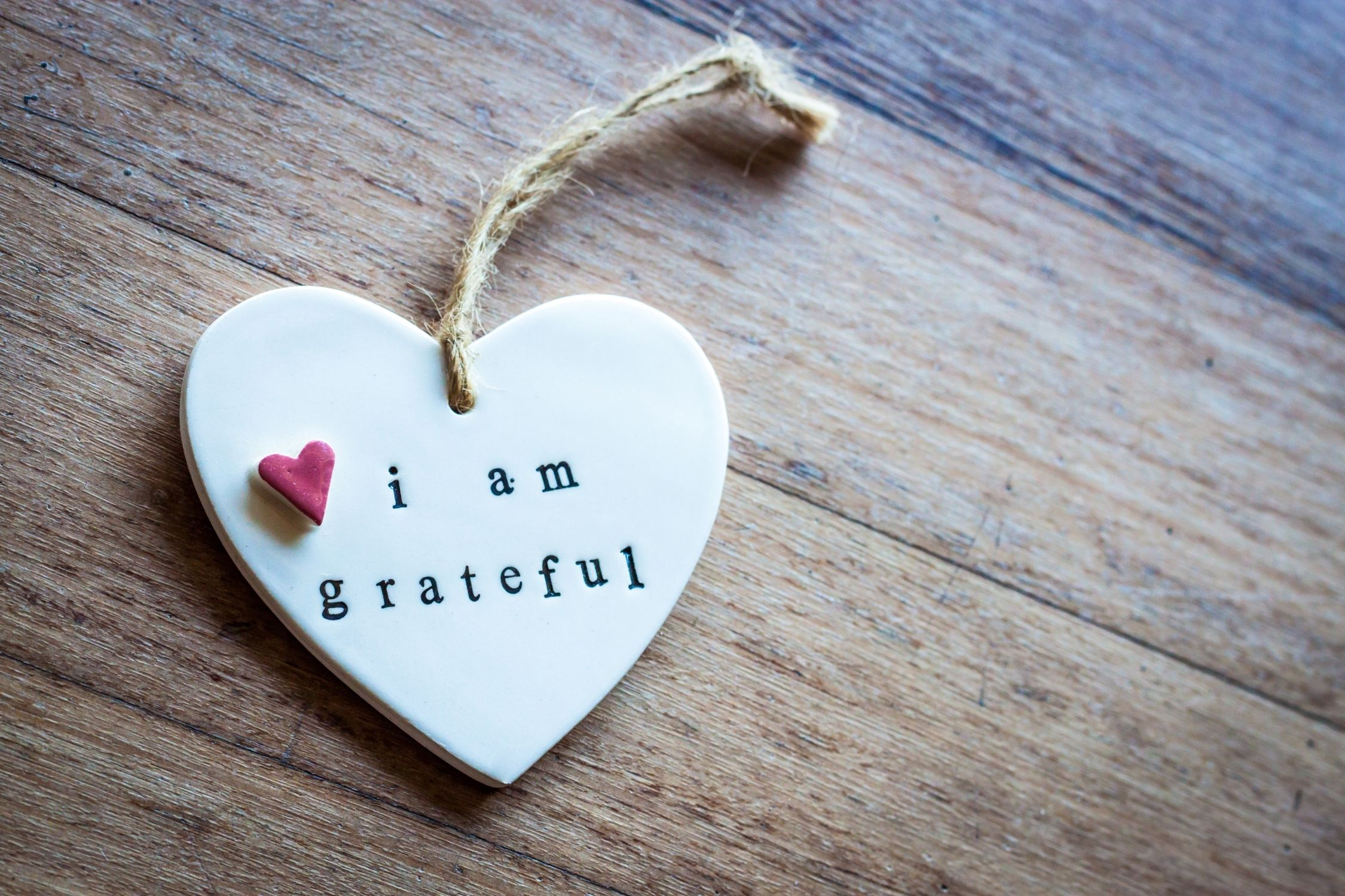 Cultivating A Grateful Heart In A Broken World
