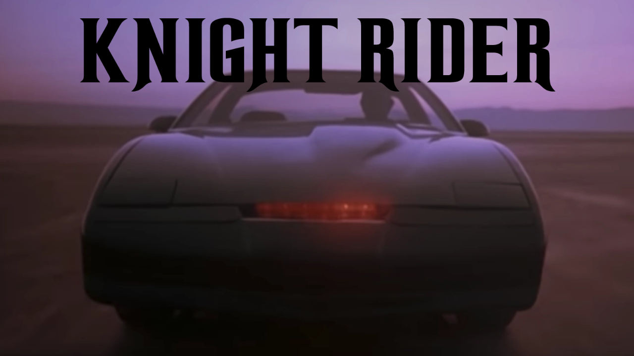 Knight Rider KITT Movie