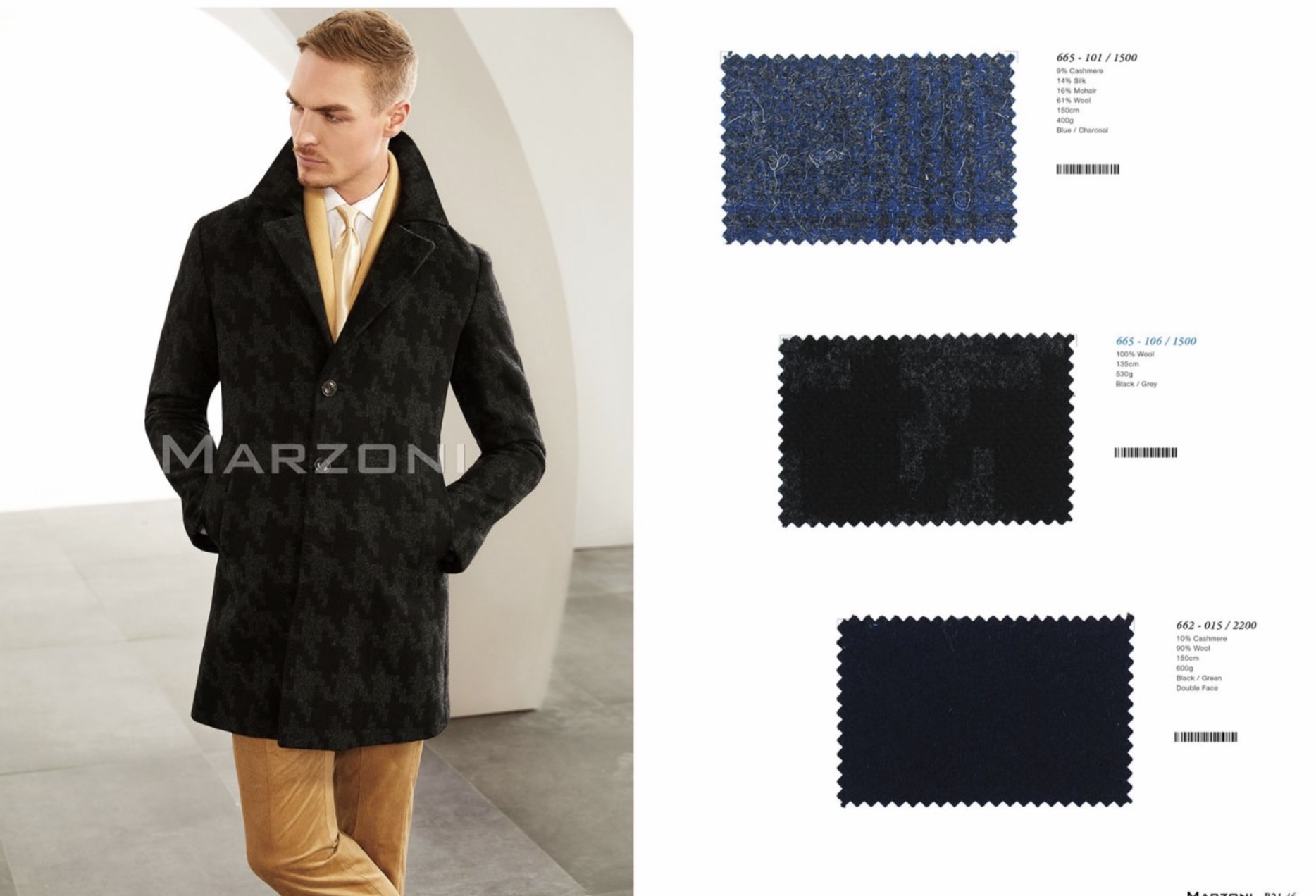 Marzoni Custom Topcoats by BlackScorpion | suit.style
