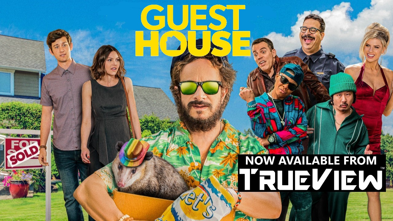 Guest House Blu-ray DVD bluray Rent