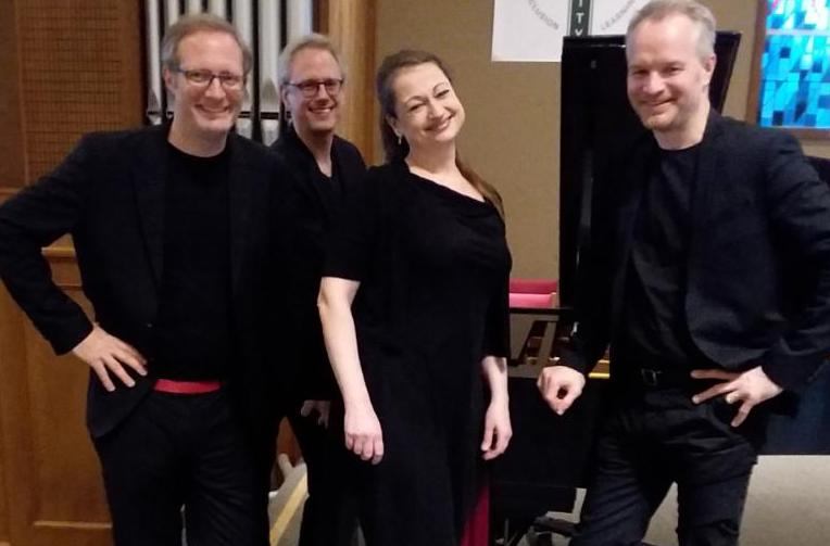 Rare Mahler Quartet at Mill Valley Chamber Society  (2019)