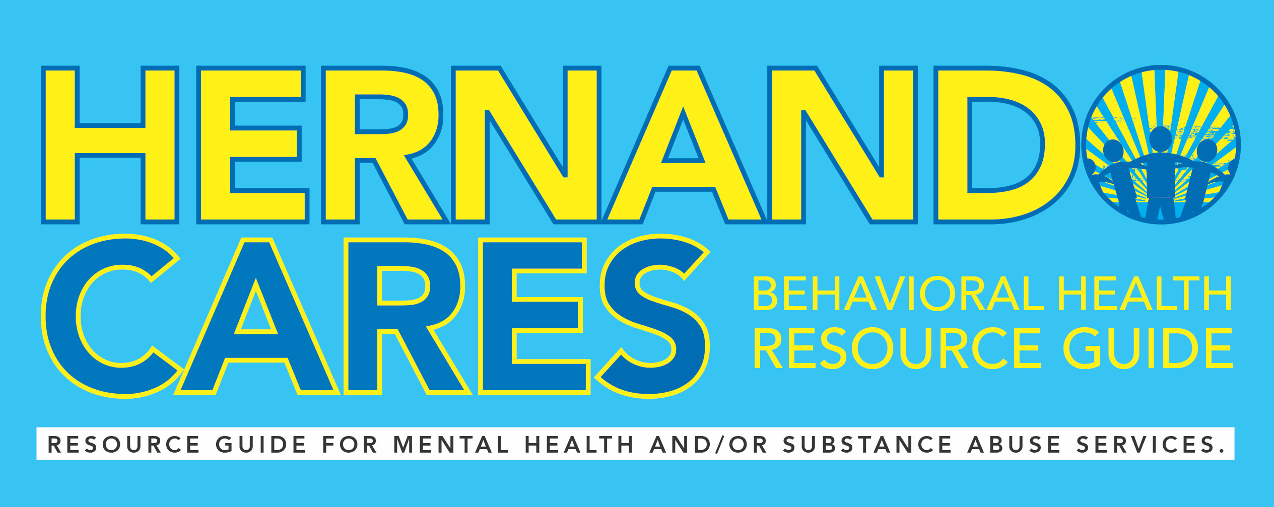Hernando Cares Behavioral Health Resource Guide