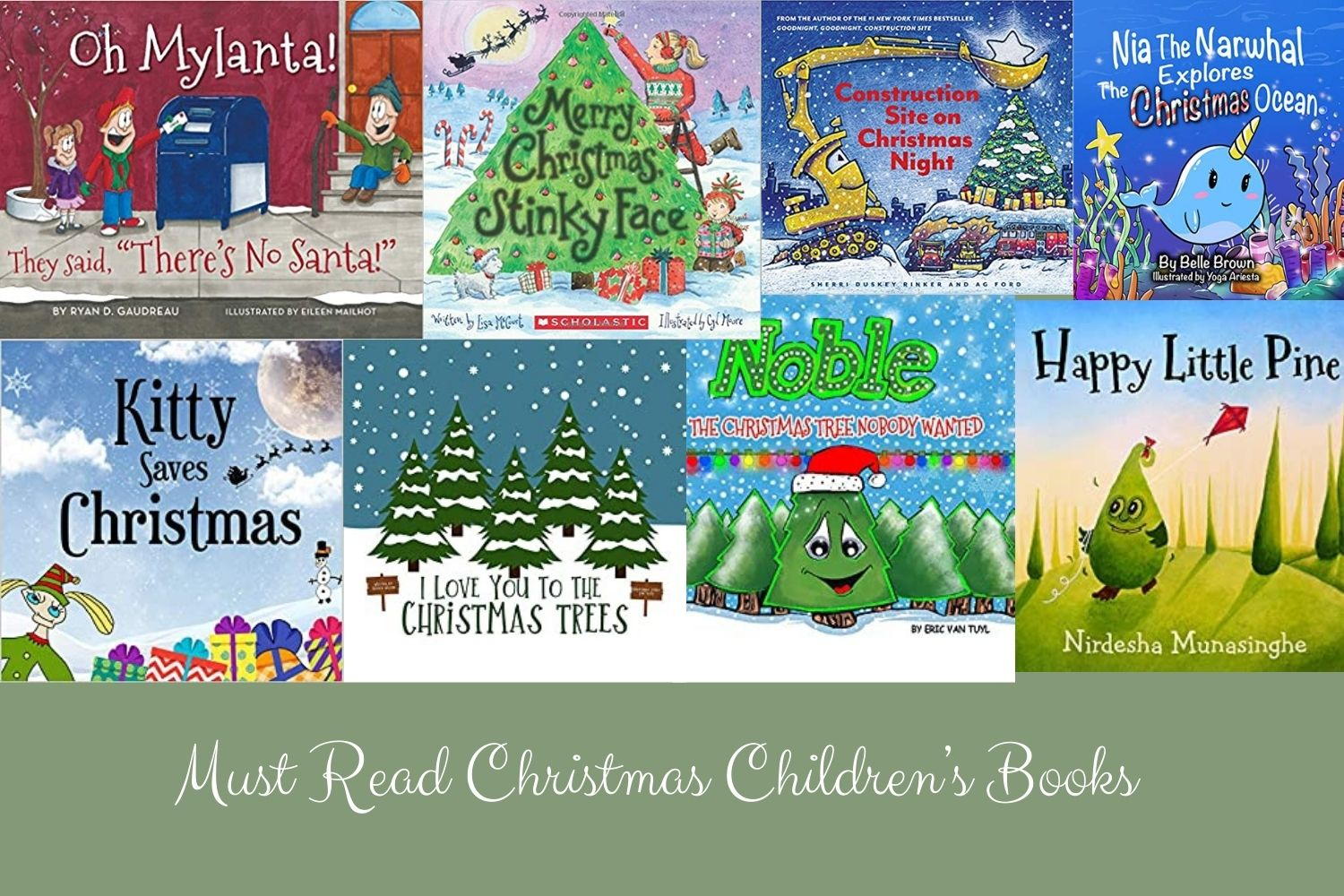 Must Read Christmas Children's Books in 2020