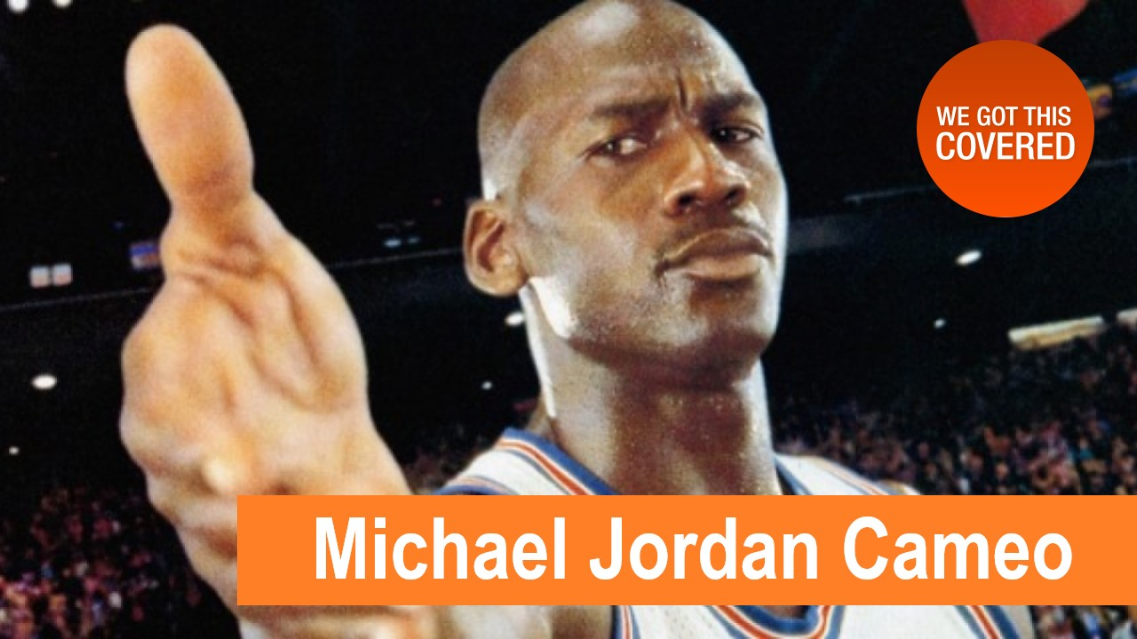 We Got This Covered Space Jam 2 Michael Jordan Cameo