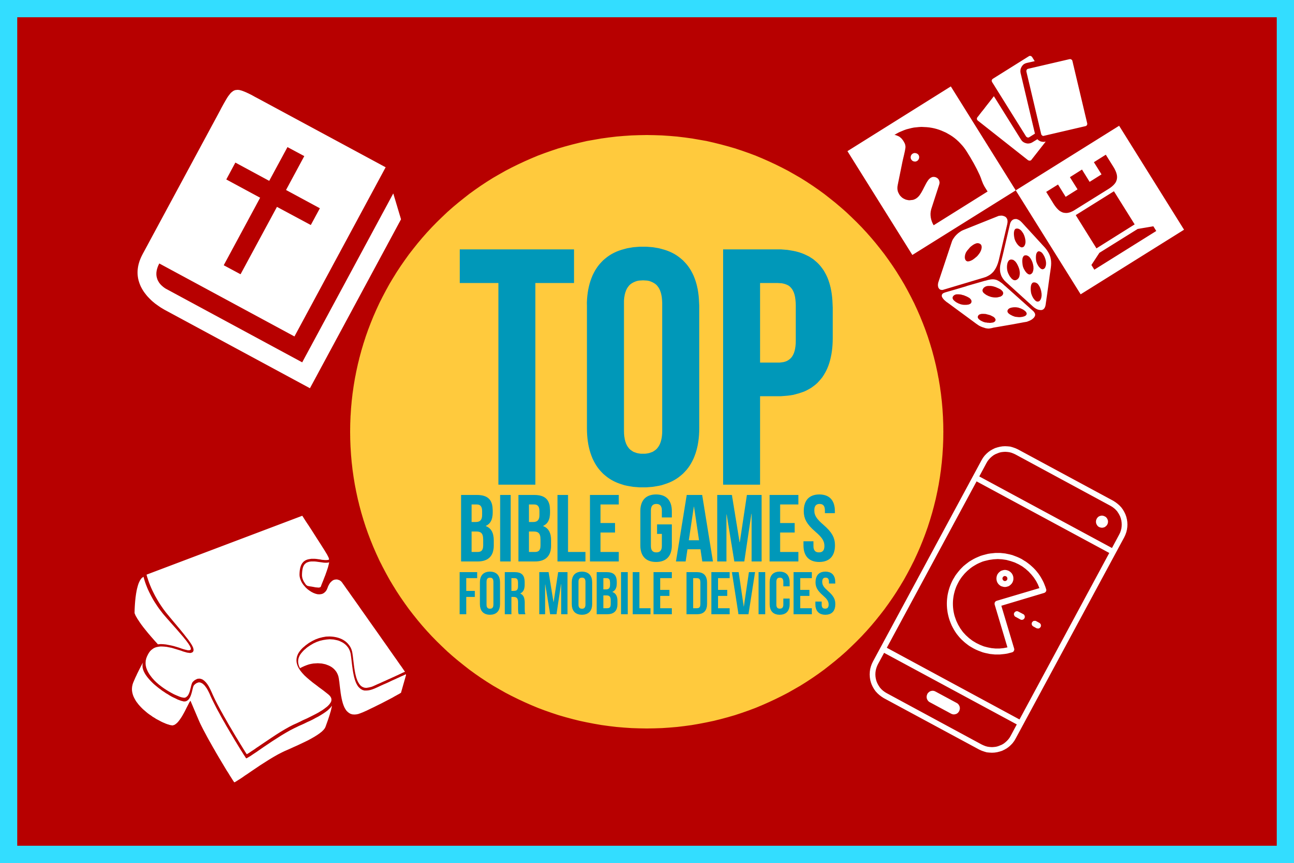 Games To Reinforce Bible Study