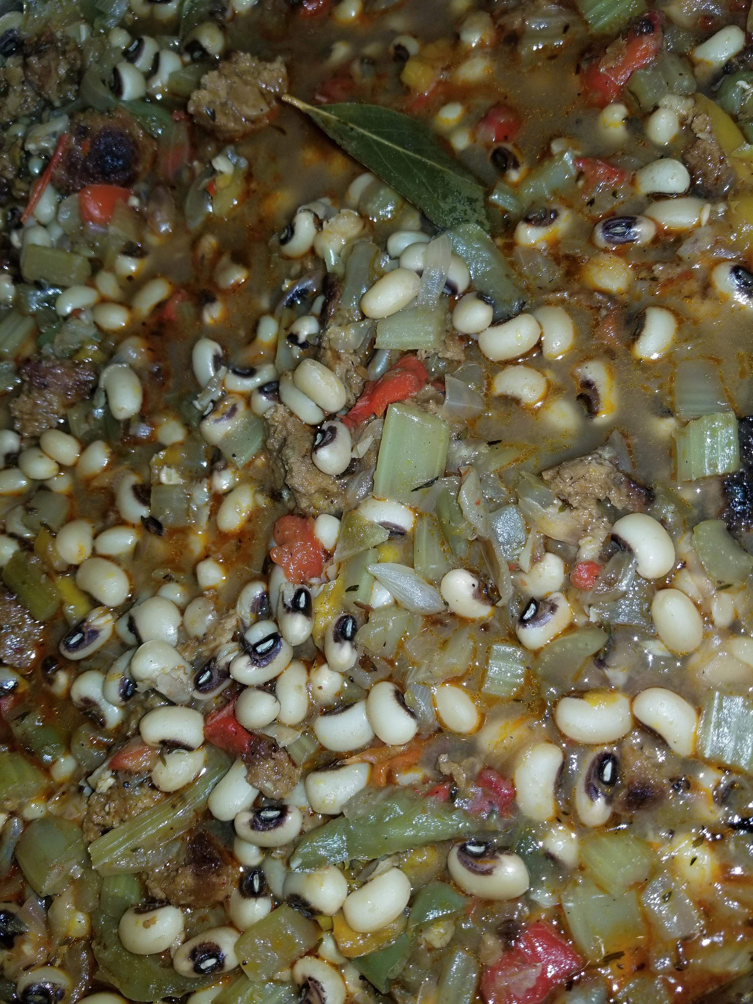Hoppin' John- A New Year's Tradition