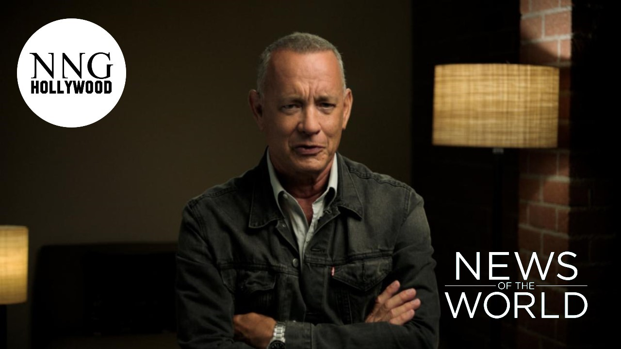 NNG Hollywood Tom Hanks News of the World