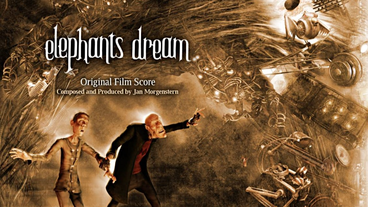 Elephants Dream Movie Free Stream