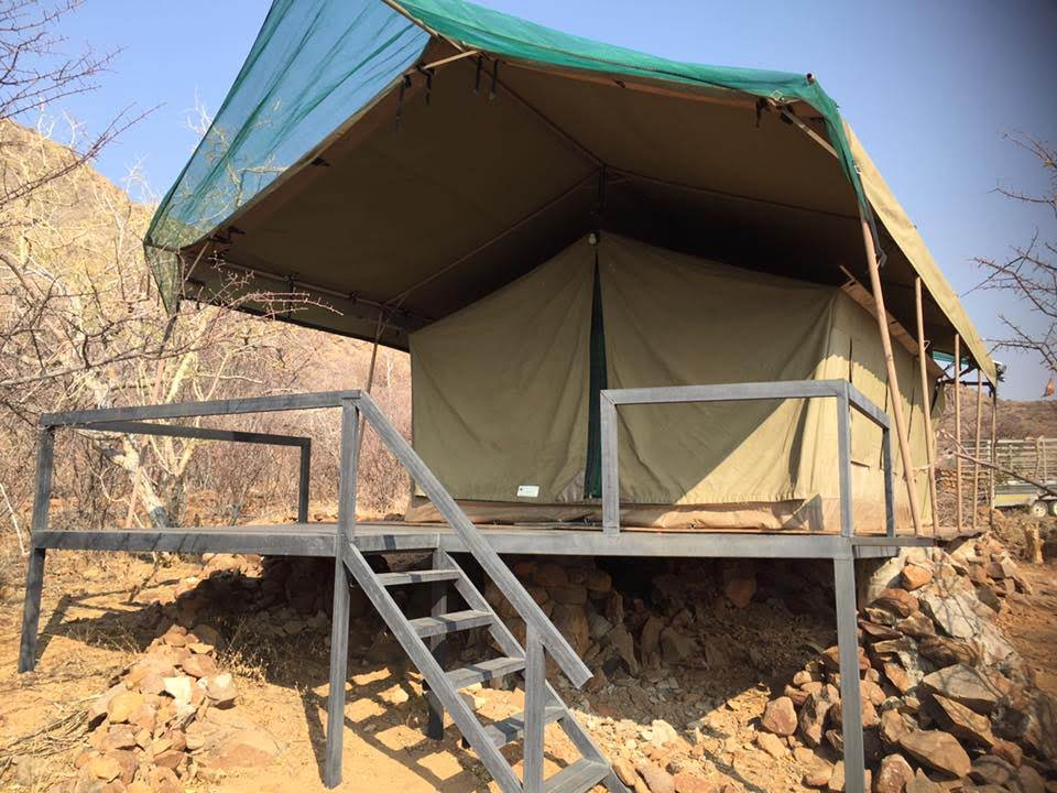En-Suite Safari Tent