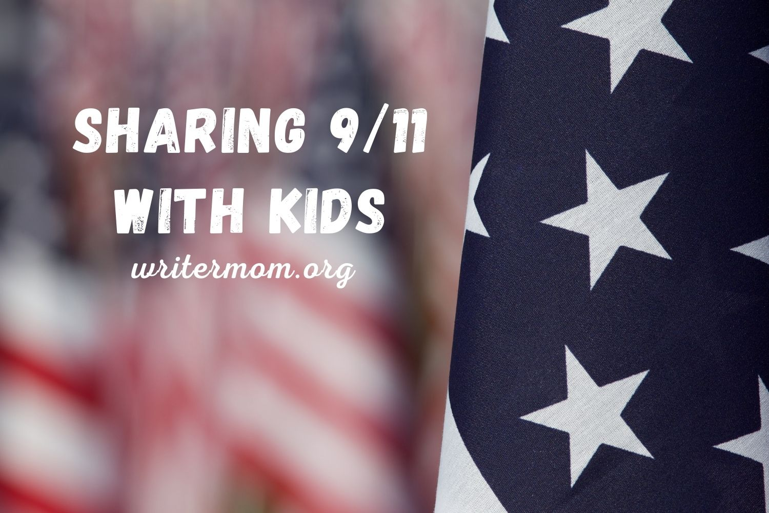 Sharing 9/11 With Kids