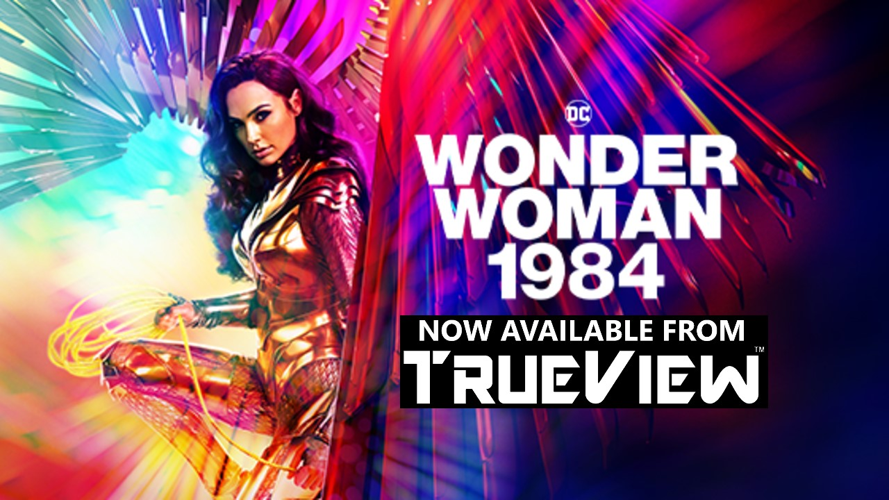 Wonder Woman 1984 Rent Bluray DVD Blu-ray