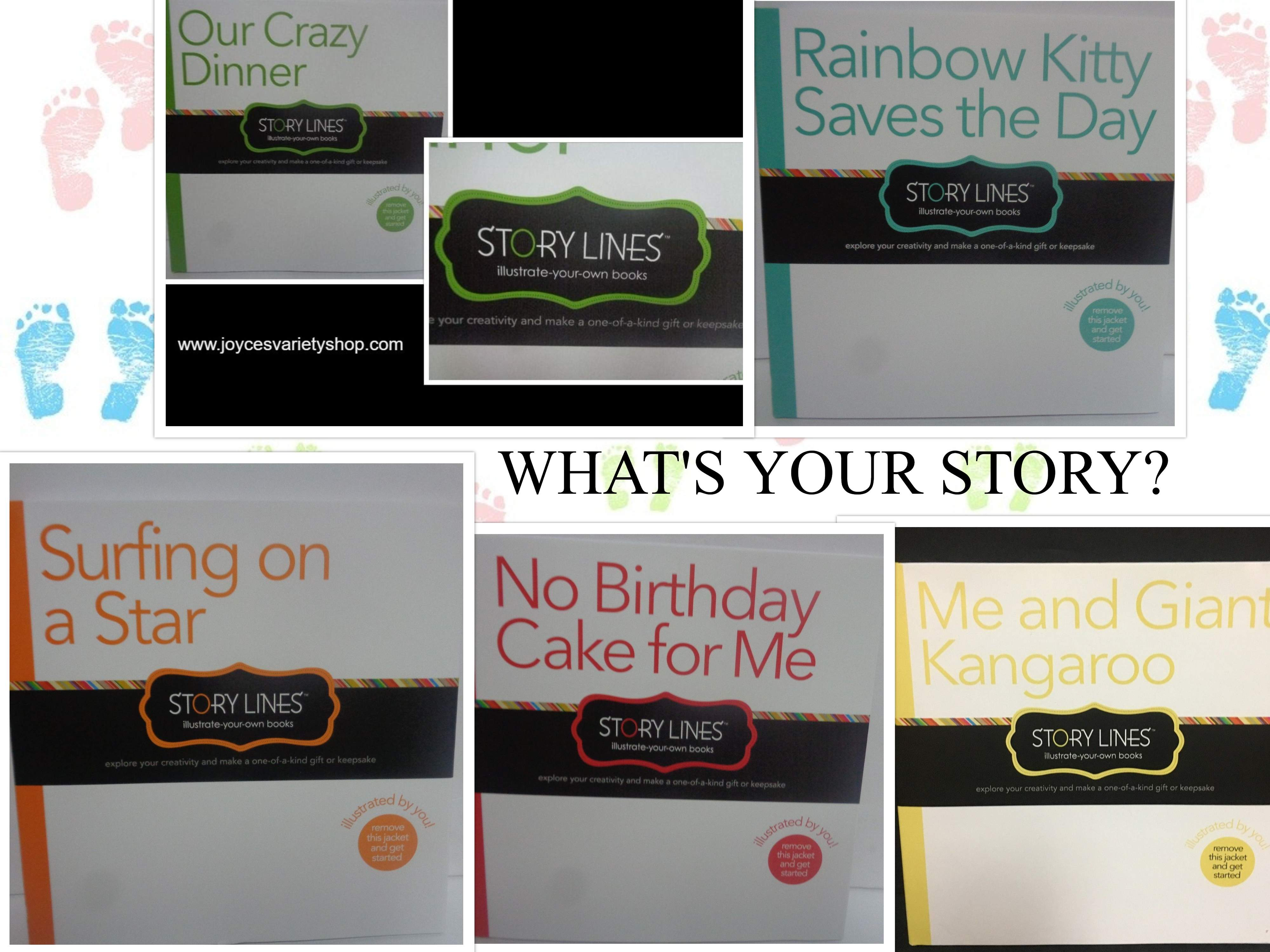 Story Lines Books
