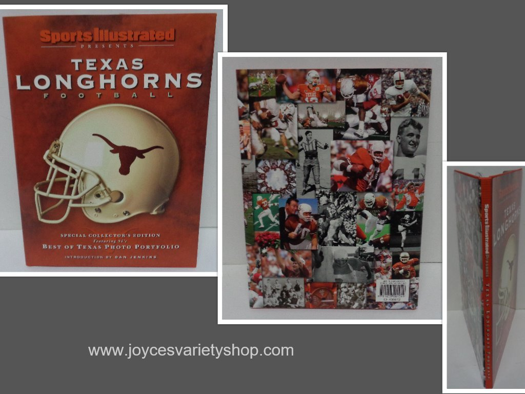Texas Longhorns Football Sports Illustrated Special Collector's Edition