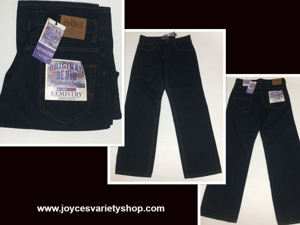 Kemistry Limited Edition Blue Jeans Denim Sz 28/30