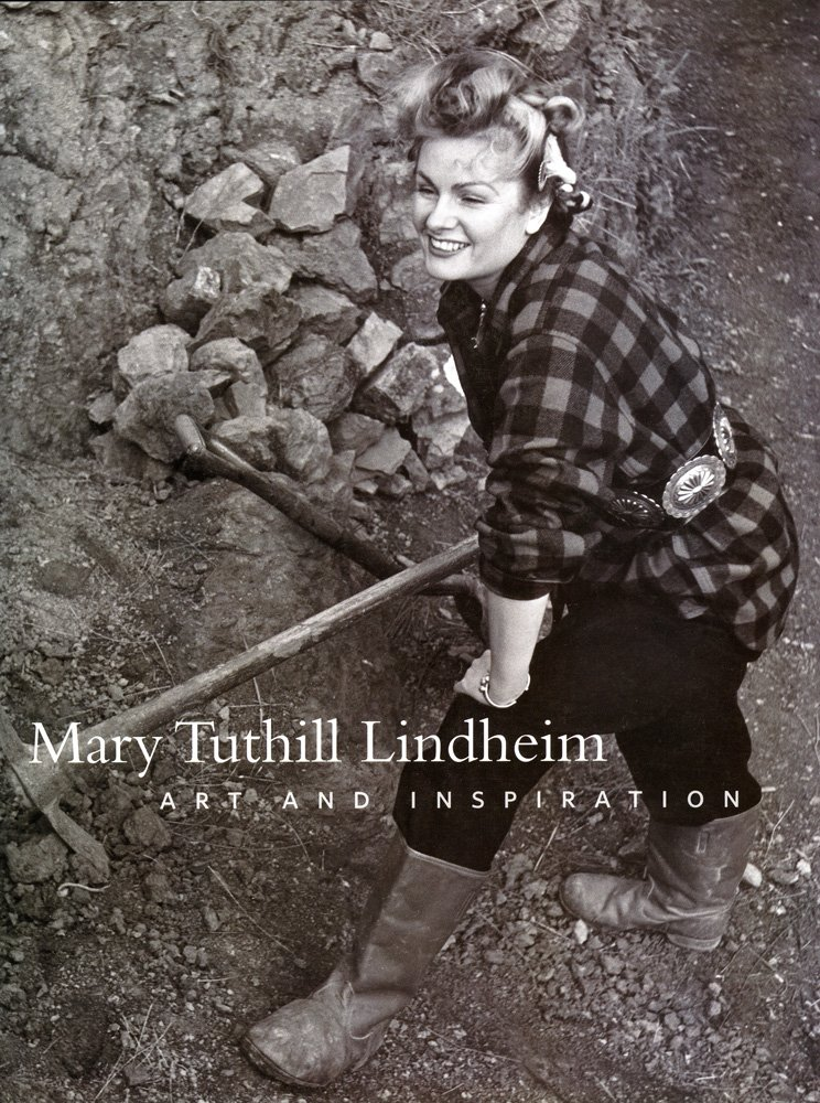 Book cover: Mary Tuthill Lindheim: Art and Inspiration by Abby Wasserman