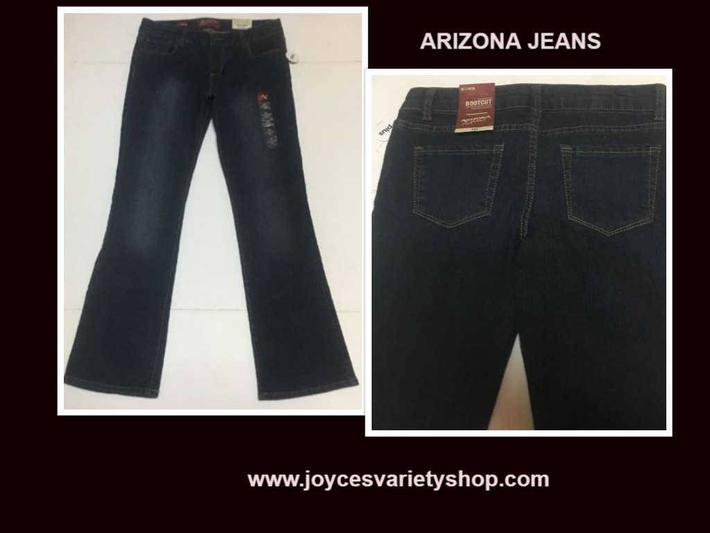 Children's Arizona Boot Cut Blue Jeans Sz 12.5 Plus