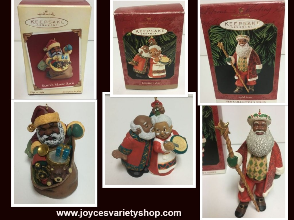 Hallmark Keepsake Ornaments Lot of 3 1997, 1999, 2005