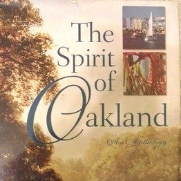 Book Cover: The Spirit of Oakland, by Abby Wasserman
