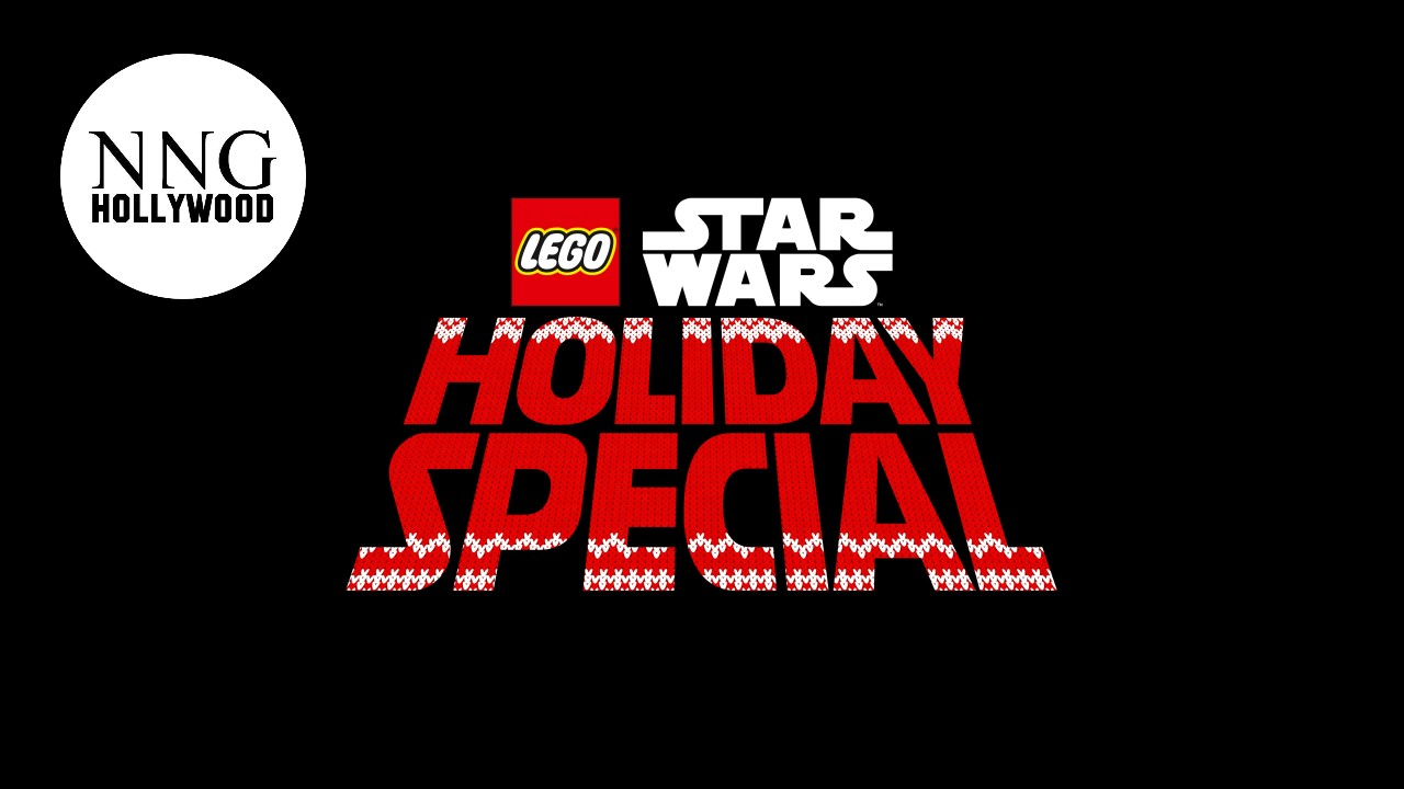 NNG Hollywood LEGO Star Wars Holiday Special Disney Plus