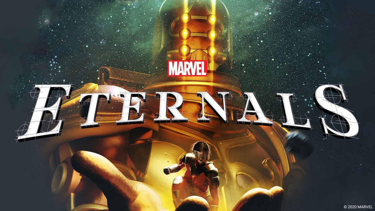 New Comic Book Day Marvel Eternals
