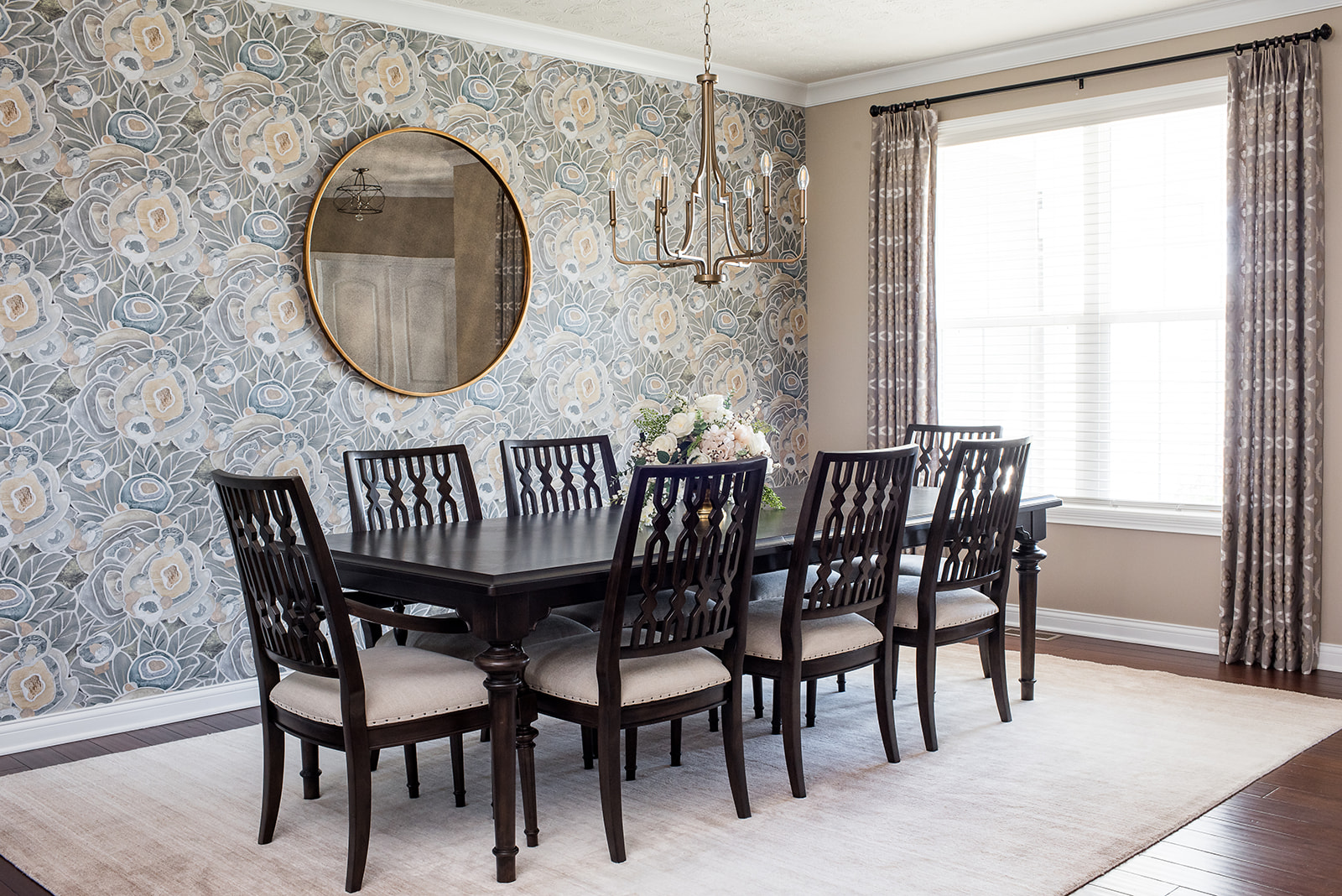Wilson Project: Dining Room Transformation