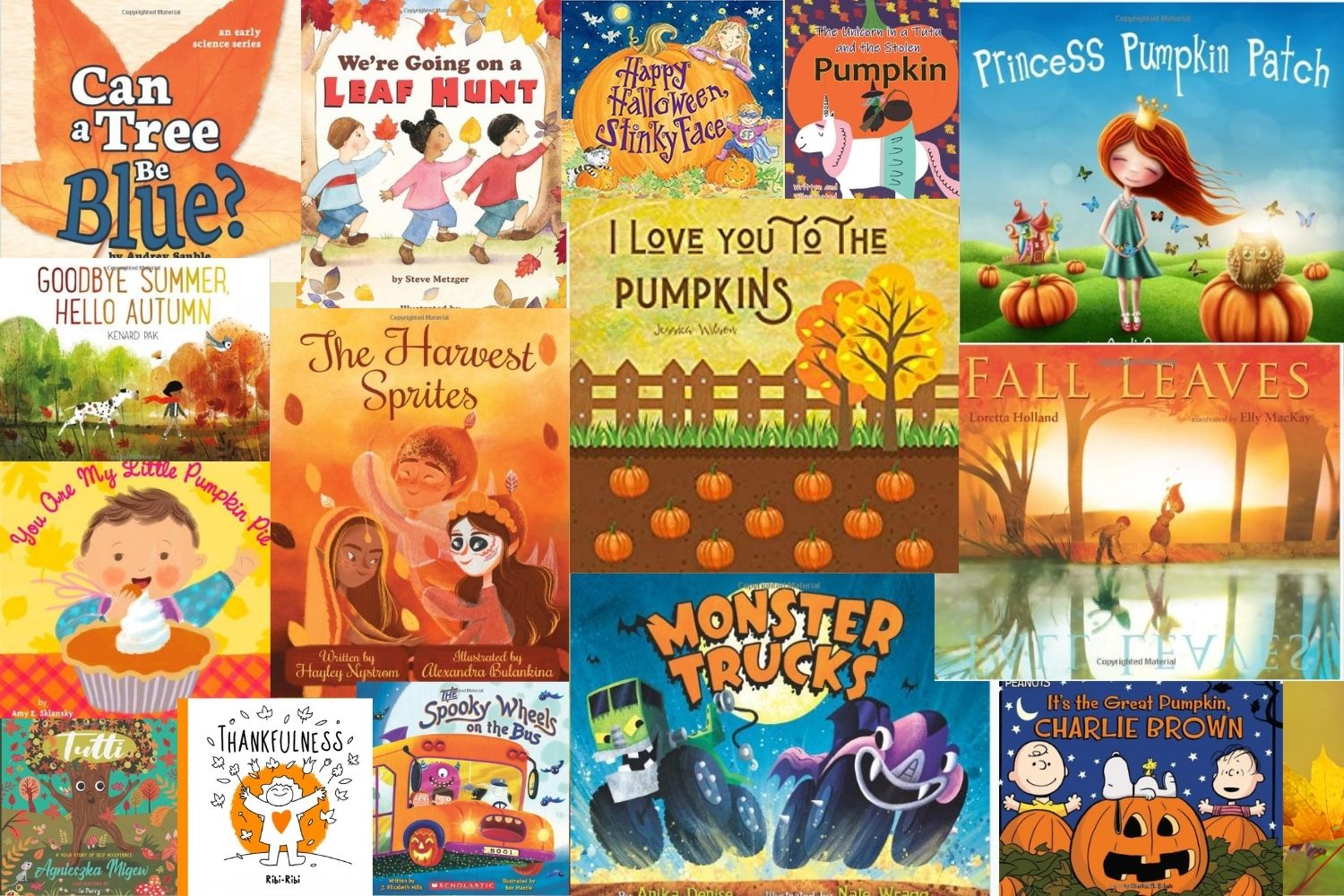 The Top Autumn Themed Children Book's To Read In 2020