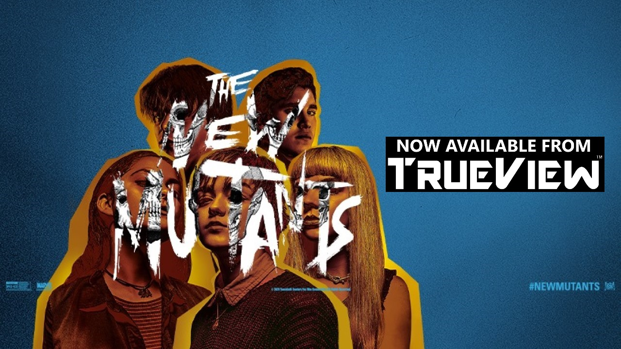 The New Mutants Blu-ray DVD bluray Rent