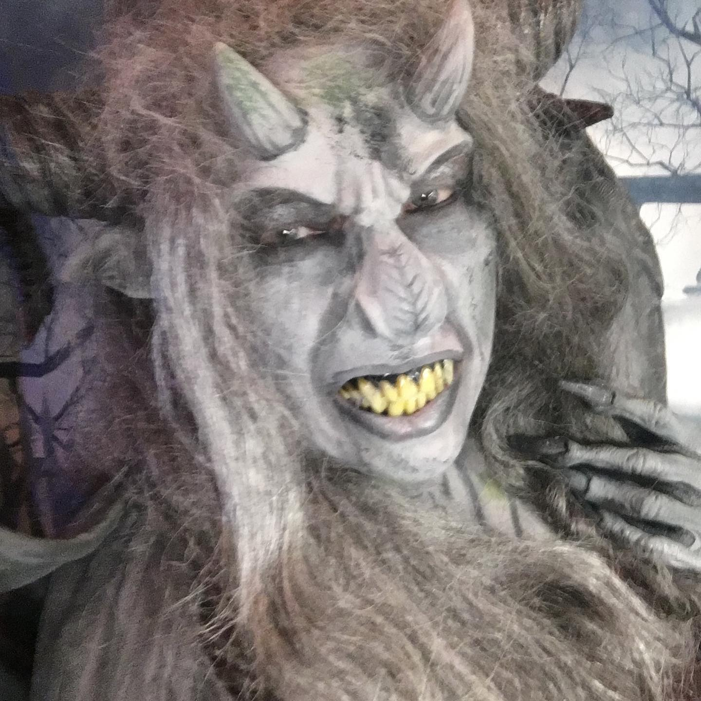 Honorable Mention in Gargoyle Instagram Makeup Challenge judged by